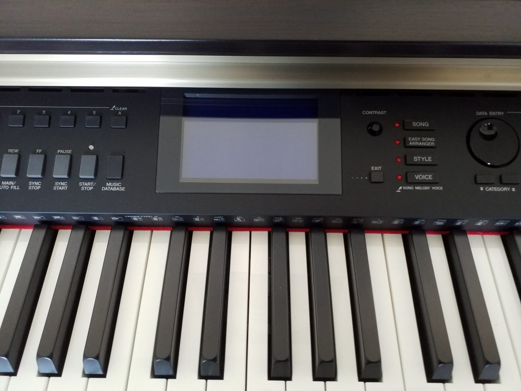 yamaha arius ydp v240 review is this piano any good. Black Bedroom Furniture Sets. Home Design Ideas