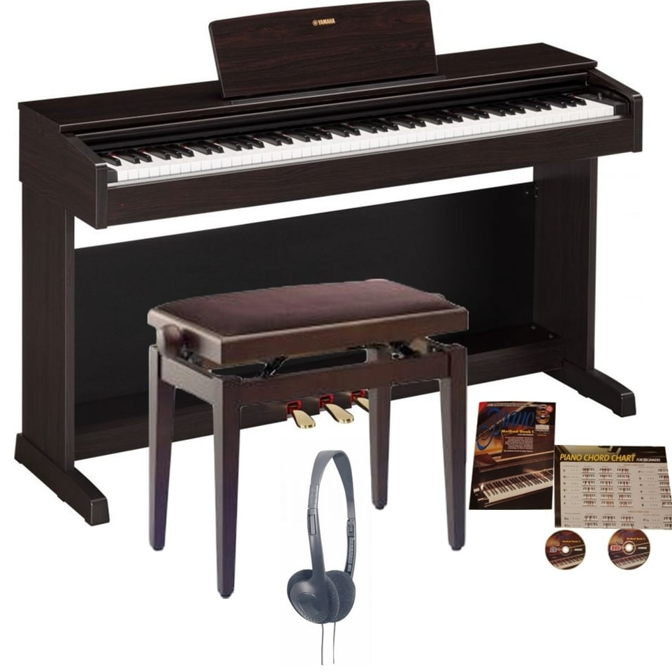 best yamaha ydp 143 review