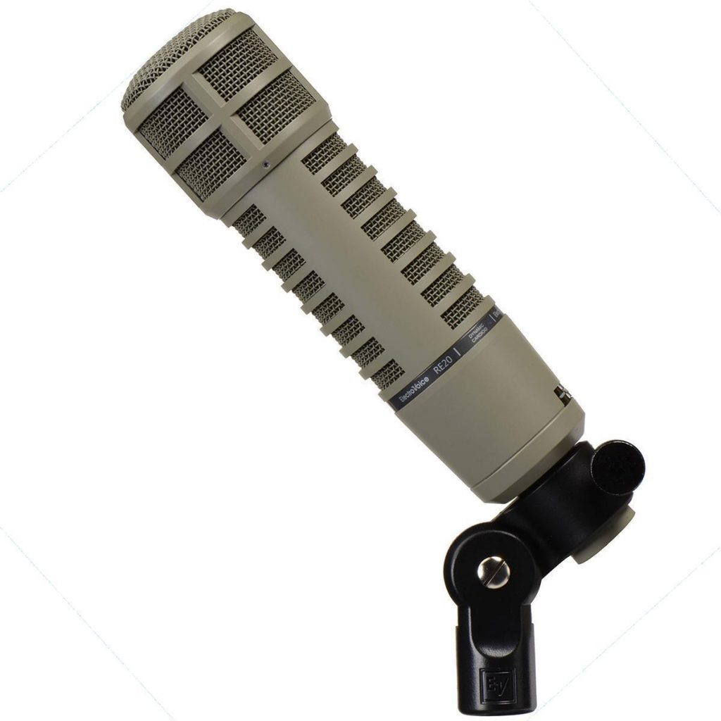 Dynamic Microphones review