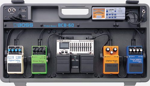 Guitar Pedalboard reviews