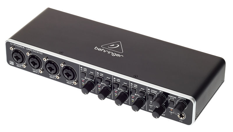 behringer audio reviews