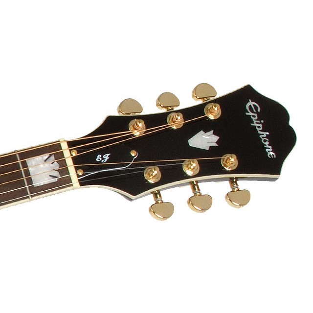 epiphone ej200sce review