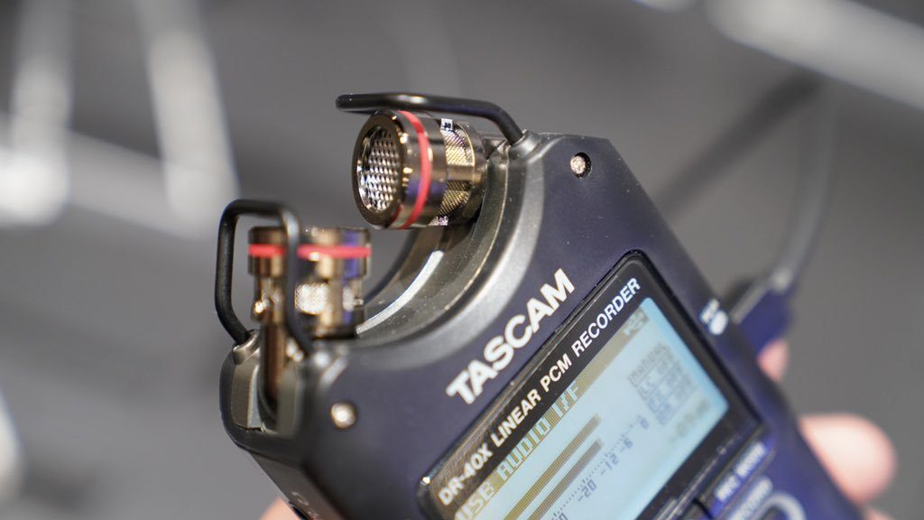 best Tascam DR 40X