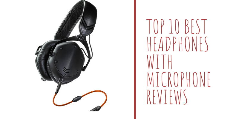 Top 10 Best Headphones With Microphone 2020 Reviews Buying Guide