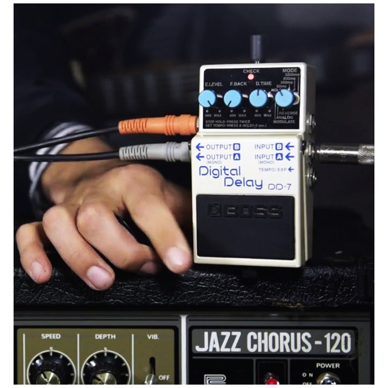 best digital delay pedal