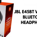 JBL E45BT Wireless Bluetooth Headphones