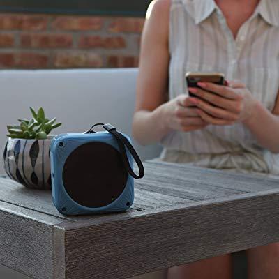 best solar powered bluetooth speaker