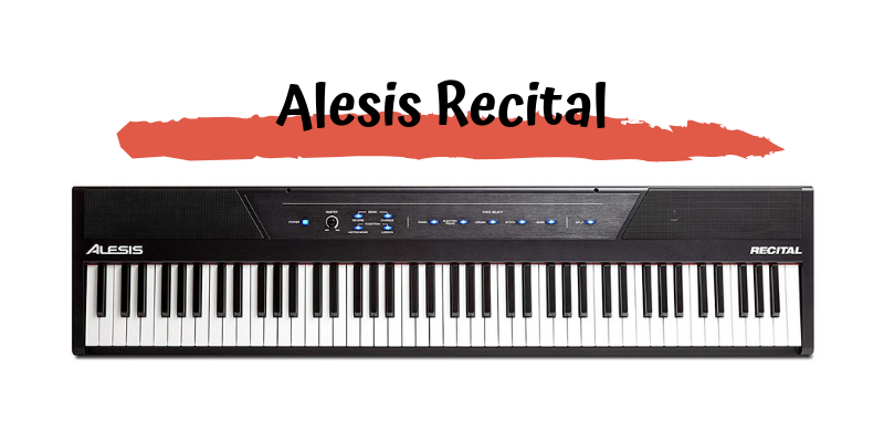 Alesis Recital Review – Is It Worth The Investment?