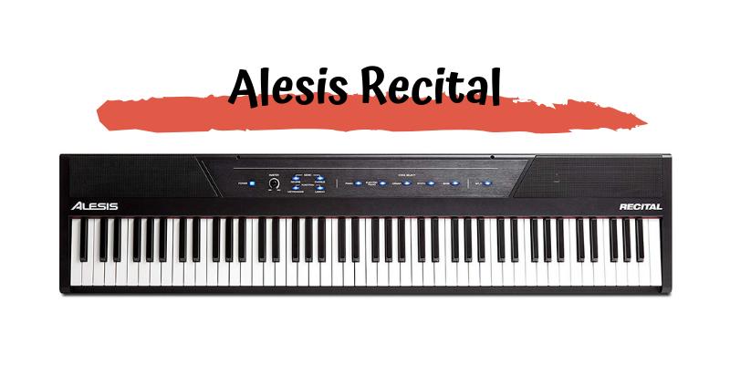 Alesis Recital