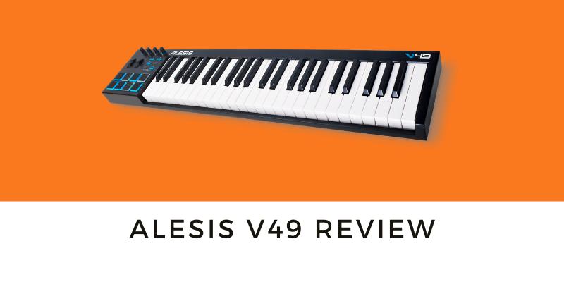 Alesis V49 Review