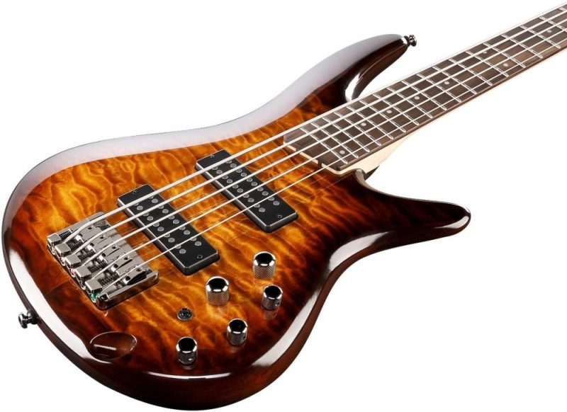 Best 5-String Bass Guitars In 2021 – Top 8 Rated Reviews