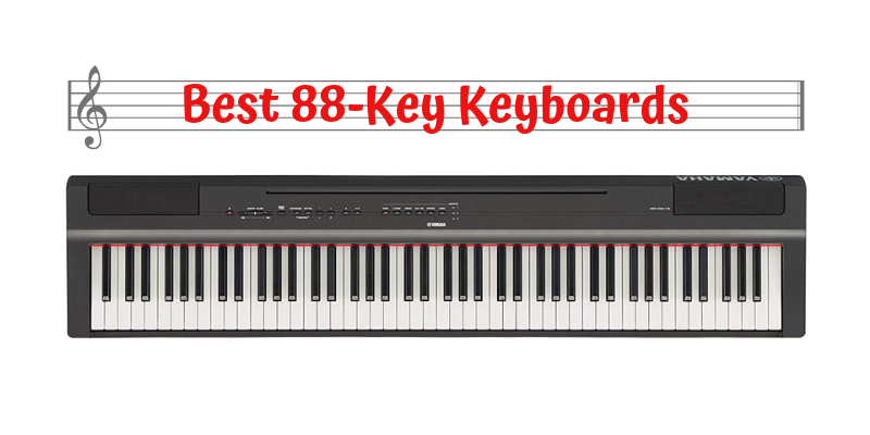 Top 10 Best 88-Key Keyboards For The Money 2020 Reviews
