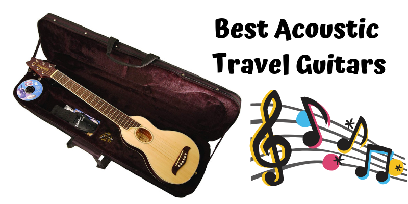 Top 10 Best Acoustic Travel Guitars On The Market 2021 Reviews