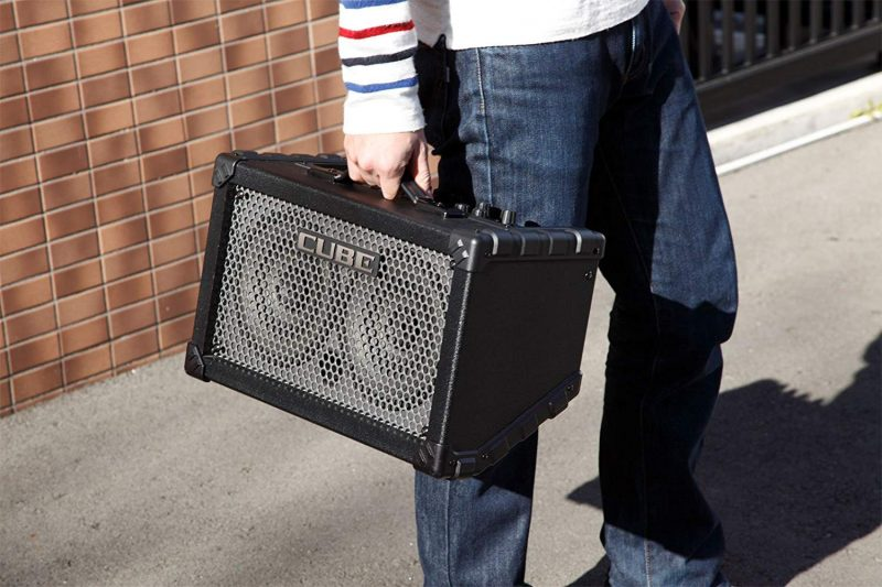 Best Portable Guitar Amplifiers In 2021 – Top 8 Rated Reviews
