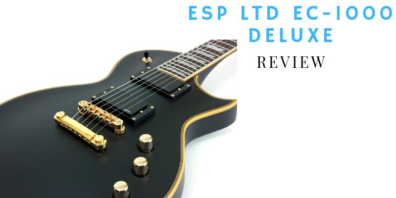 ESP LTD EC-1000 Deluxe