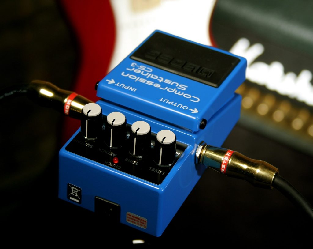 best compressor pedal review