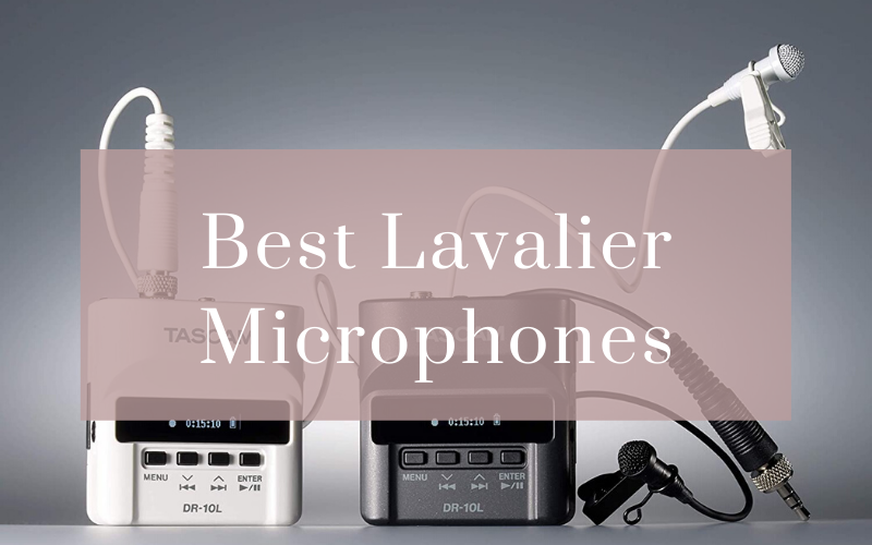 Top 10 Best Lavalier Microphones of 2020 Reviews & Buying Guide