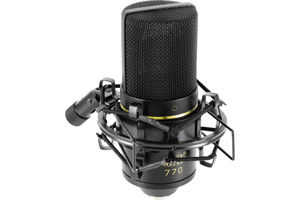microphones for recording rap vocal