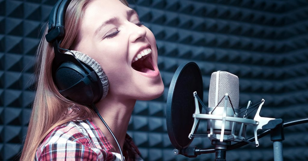 microphones for recording rap vocals
