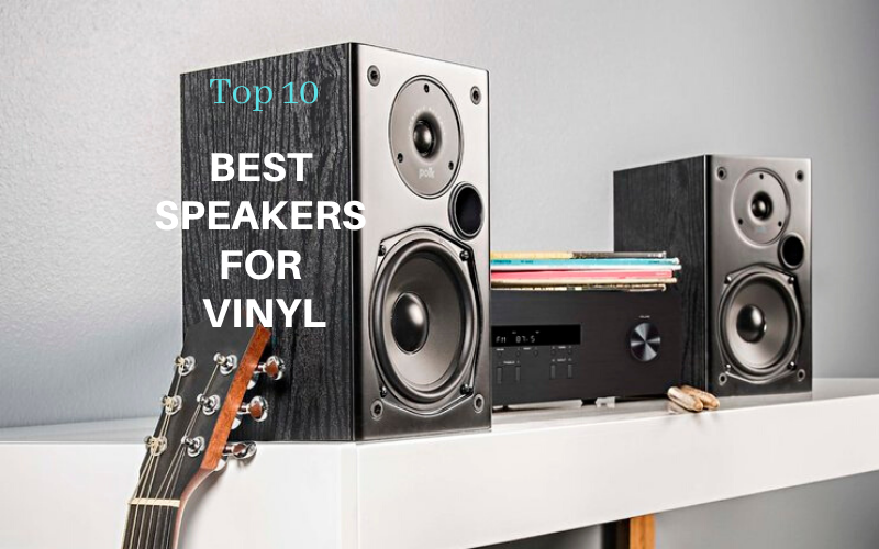 Best Speakers For Vinyl On The Market