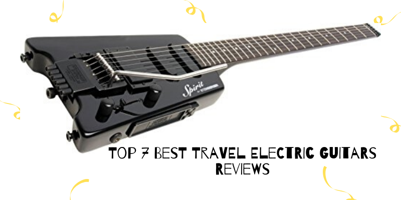 best travel electric guitars