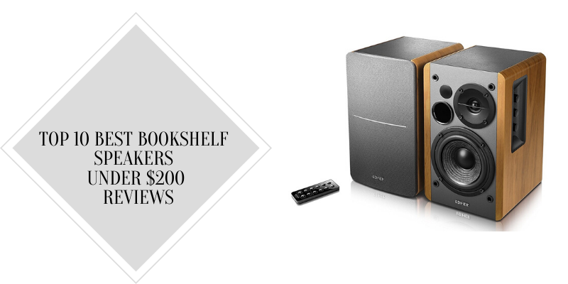 bookshelf speakers under 200