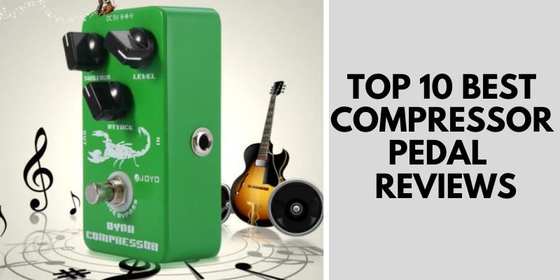 compressor pedal review