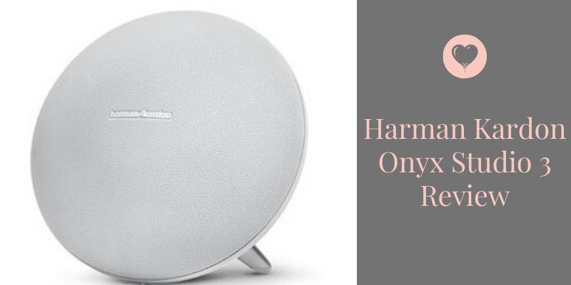 Harman Kardon Onyx Studio 3 Review