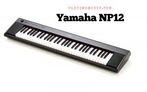 Yamaha NP12 Review