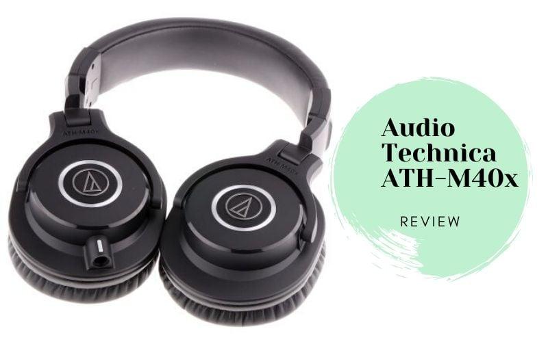 Audio-Technica ATH-M40x Review