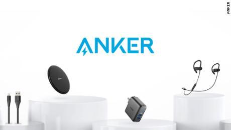 best anker logo