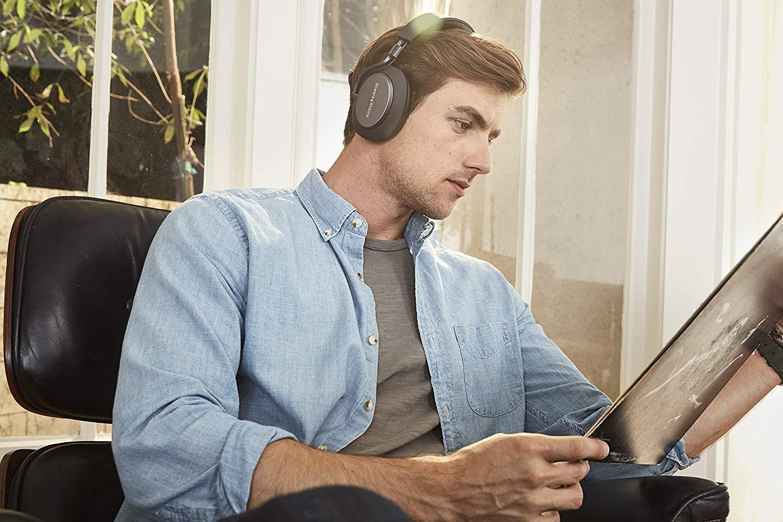 Bowers & Wilkins PX5 On Ear Noise Cancelling Wireless Headphones