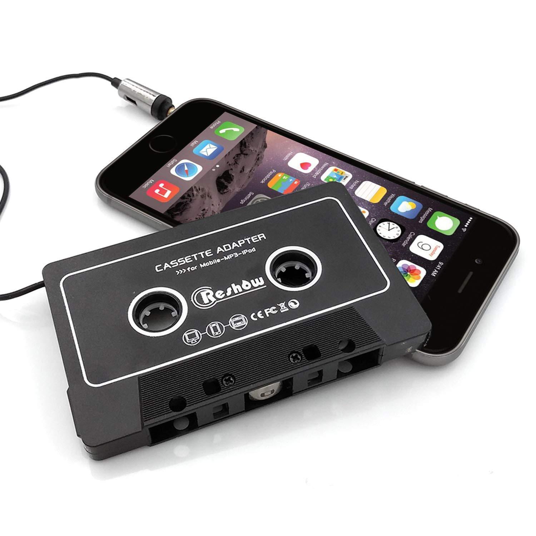 cassette adapter guide