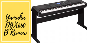 Yamaha DGX660B Review