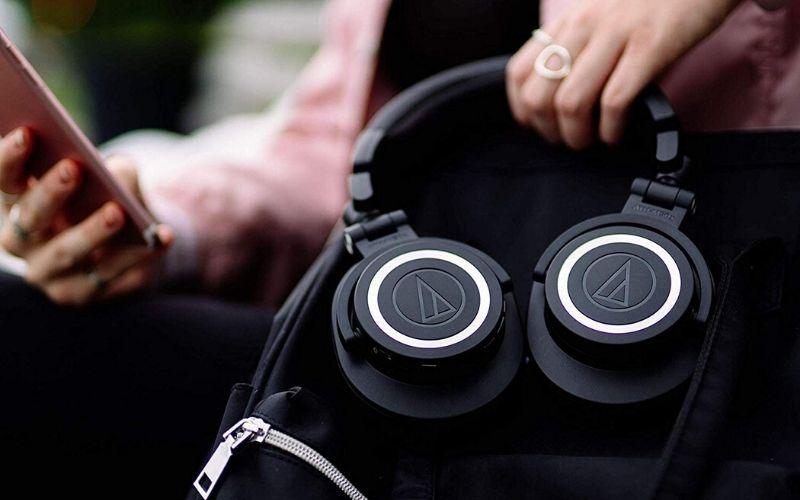 audio technica ath m50xbt