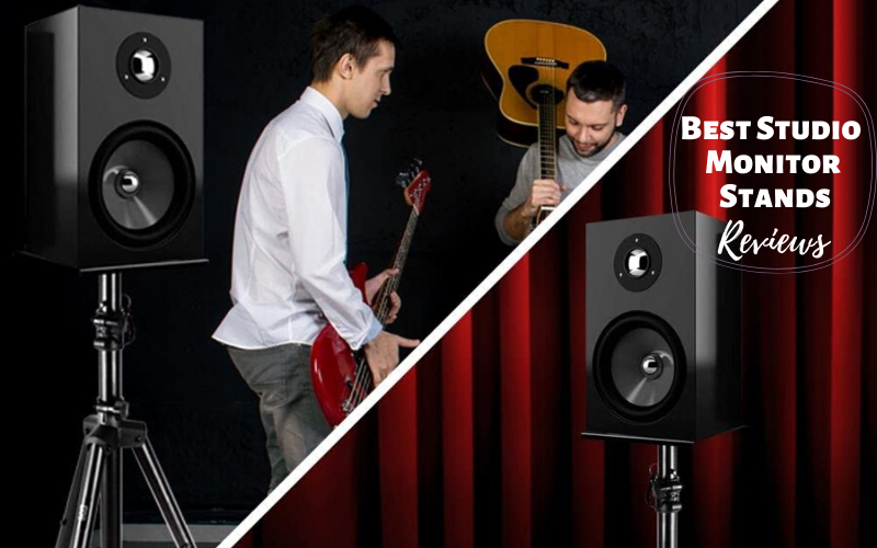 Best Studio Monitor Stands In 2021 – Top 10 Rated Reviews