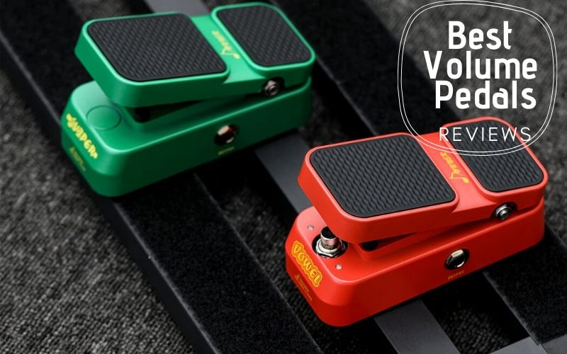 Top 10 Best Volume Pedals To Consider In 2021 Reviews