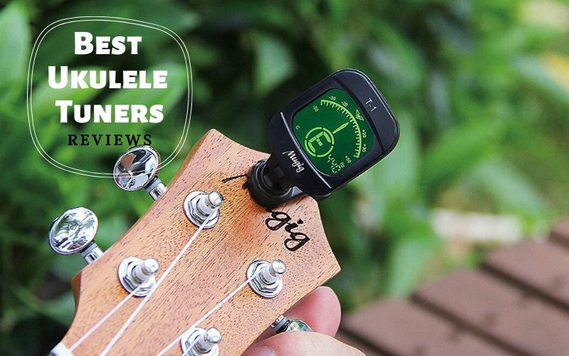 Best Ukulele Tuners 2020 – Top 6 Ultimate Reviews & Buying Guide