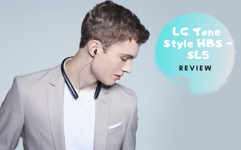 LG Tone Style SL5 Review