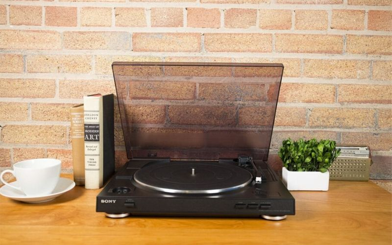 Sony PSLX300 USB Stereo Turntable Review
