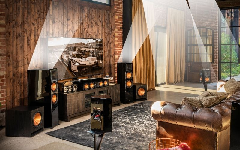 7-1 home theater system
