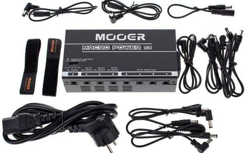 best pedal power supply review