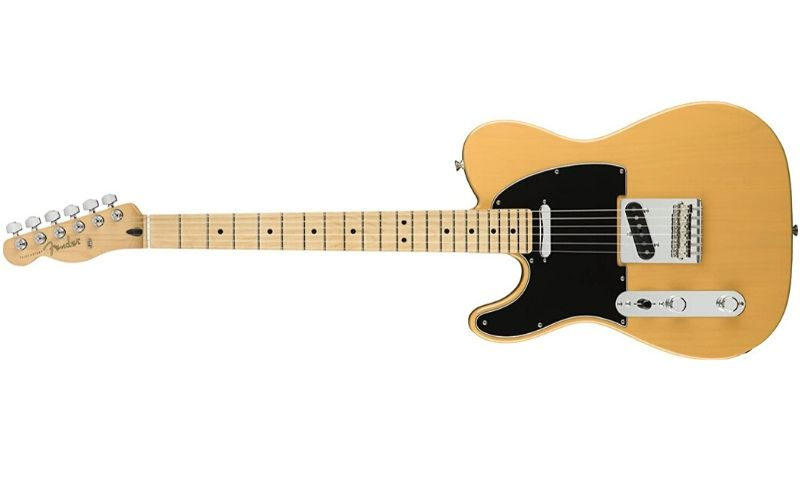 fender player series telecaster guide