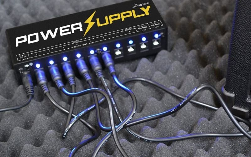 Top 8 Best Pedal Power Supply On The Market 2020 Reviews