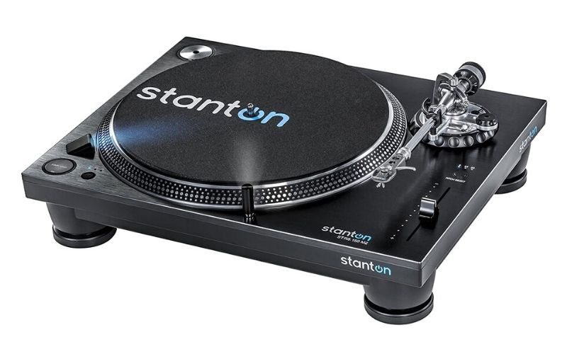 Stanton ST.150 MKII Turntable Review