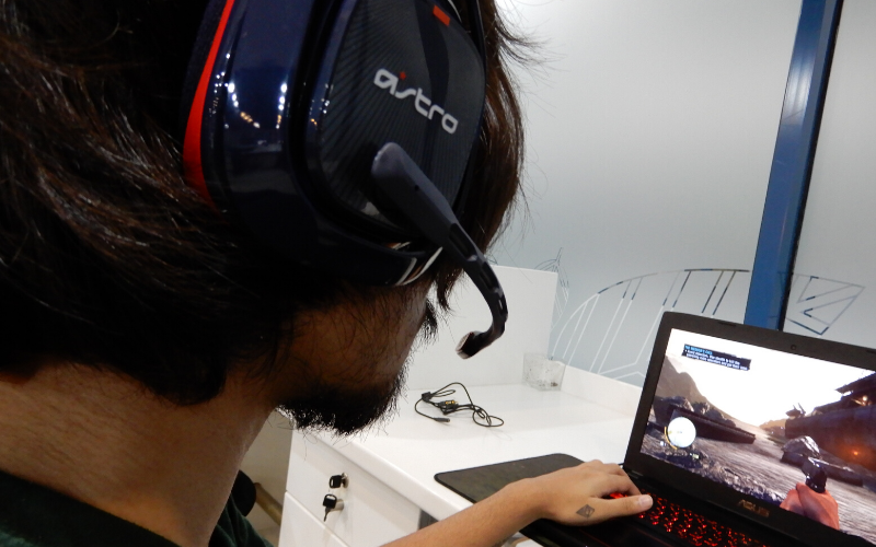 Astro A40 TR X-Edition Gaming Headset Review [2021]