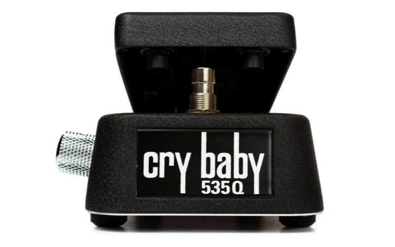 Dunlop 535Q Cry Baby Multi-Wah Guitar Effects Pedal Review