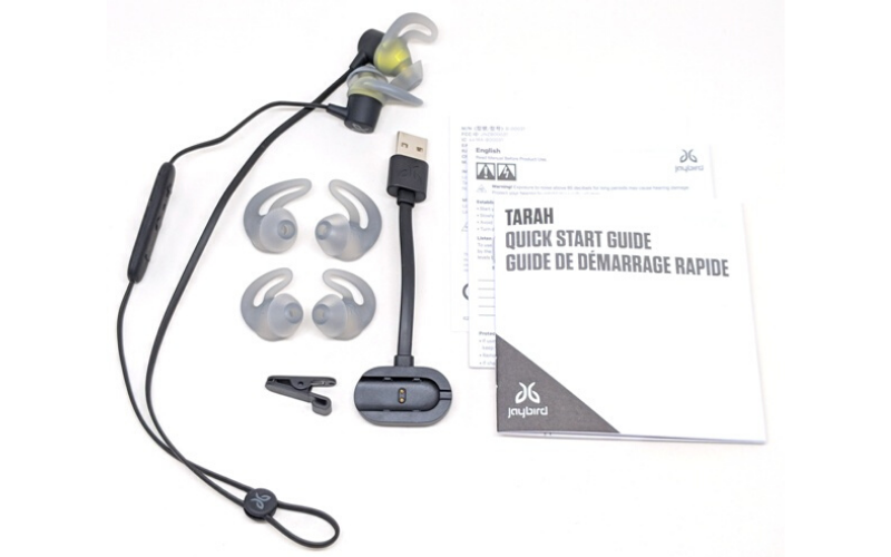 Jaybird Tarah Review Box