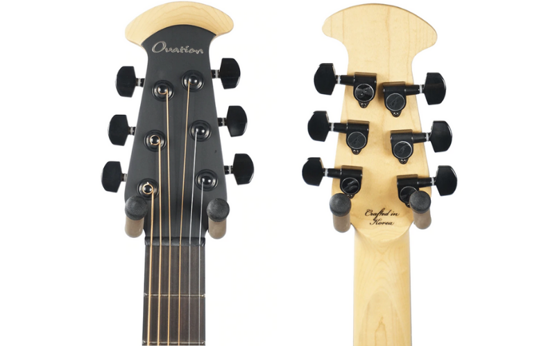 Ovation Elite 1778TX Review Hardware