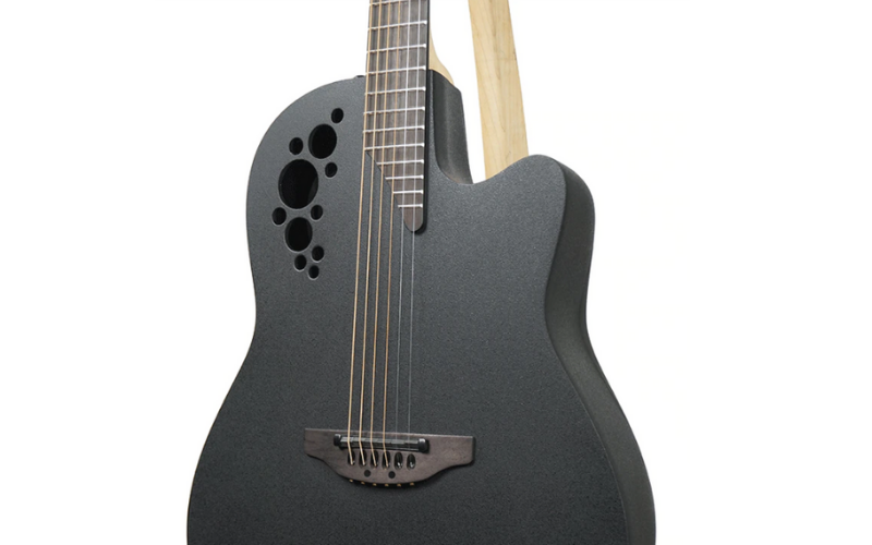 Ovation Elite 1778TX Review Neck